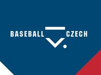Logo and brand Baseball Czech for CBA