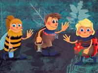 Beetles for kindergarten