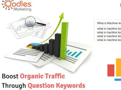 Boost Your Organic Traffic Through Question Keywords
