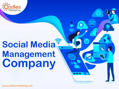Global Social Media Management Company | Oodles Marketing