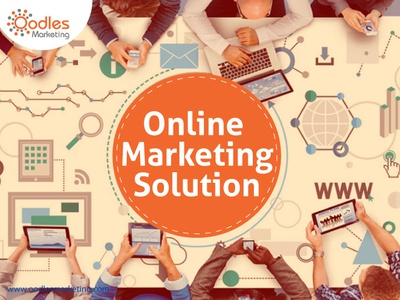 Global Online Marketing Solution | Oodles Marketing