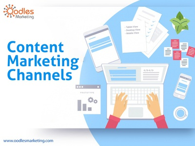 Content Marketing Channels For Kansas City