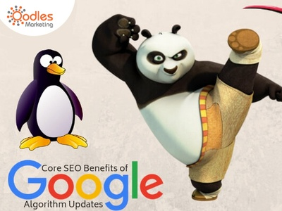 Benefits Of Google Algorithm In SEO
