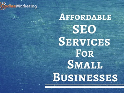 SEO Services For Small Businesses To Increase Traffic