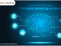 How AI Is Changing The Digital Marketing Landscape