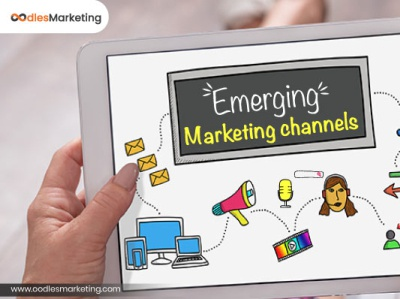 Emerging marketing channels