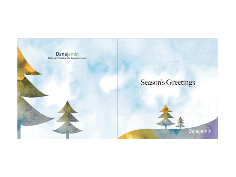 Festive cards - Merry Christmas