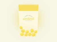 Confetti Sweets illustration