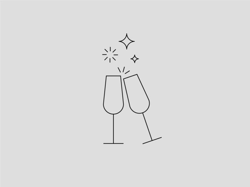 Cheers design vector illustration