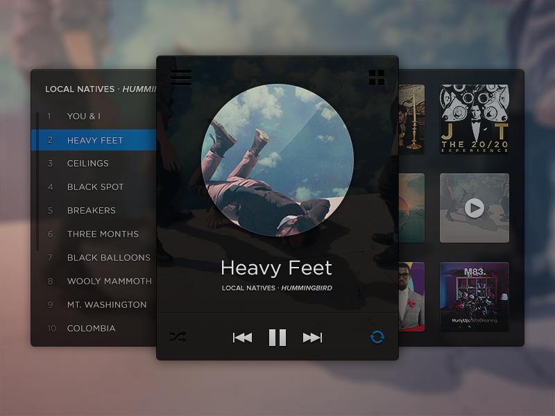 Music Player App music player app
