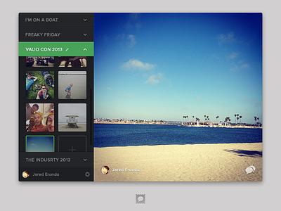 Album Collaboration App albums photos app