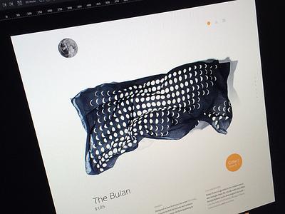 Bulan Project Web Design bulan web design