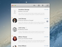 Evomail for Mac