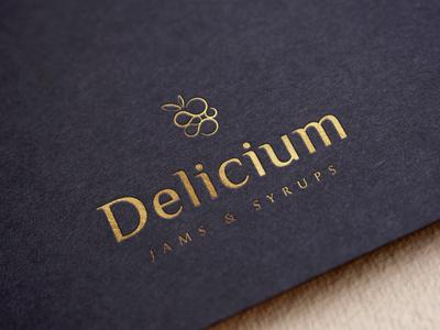 Delicium Logo