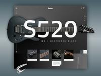 Ibanez S520