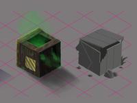 Cube Iso