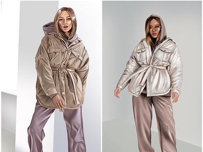 Fashion illustration иллюстратор clothes design fashion illustration fashion illustration illustration art