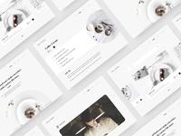 Recipe concept page