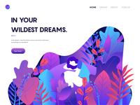 Wildest Dreams illustrations 01