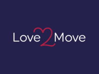 Love 2 Move - Logo Design
