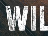 WIP Textured Type