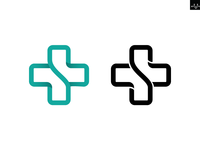 Healthcare startup logo