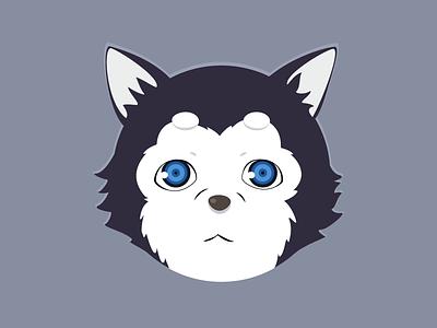 Tetsuya #2 illustrator cute kawaii anime alaskanmalamute puppy character tetsuya2 kurokonobasuke