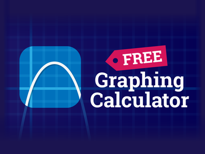 Graphing calculator app icon android app icon promo graphic feature graphic graphing scientific calculator app icon
