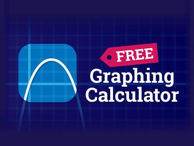 Graphing calculator app icon android app icon promo graphic feature graphic graphing scientific calculator app icon