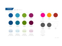 Web Style Guide - Colours