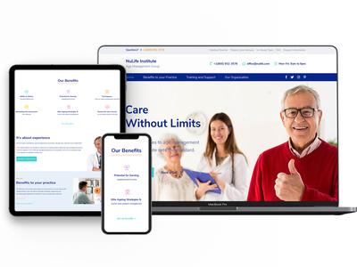 Website Institut Medical