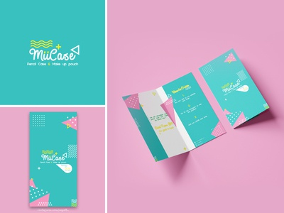 MiiCase Brochure Design