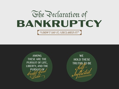 Declaration of Bankruptcy | Michael Scott