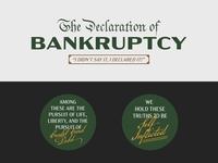 Declaration of Bankruptcy | Michael Scott