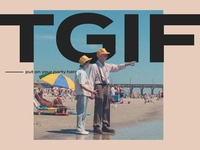 TGIF | Put on your party hats