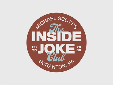 Michael Scott's Inside Joke Club