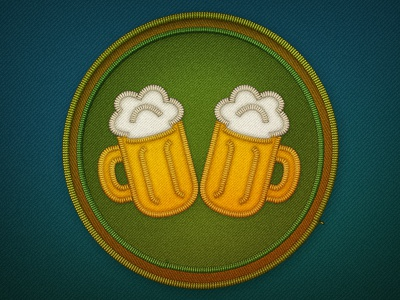 Beerbadge dribbble