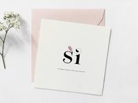 Wedding Invitation minimal