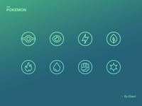 Pokemon - Icons