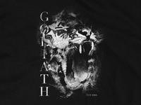 Goliath tiger
