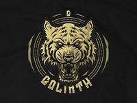 Goliath Clothing sticker 1