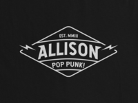 ALLISON POP PUNK! 2