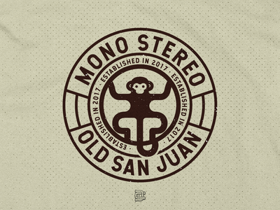 Mono Stereo Old San Juan merch 2