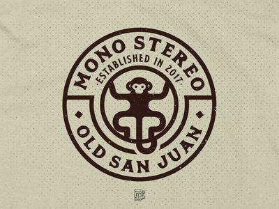 Mono Stereo Old San Juan