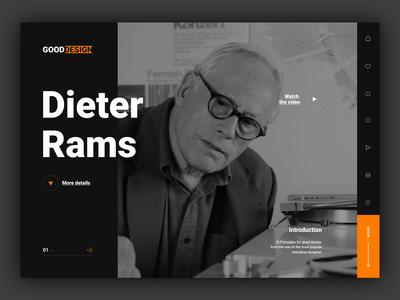 Dieter Rams #3