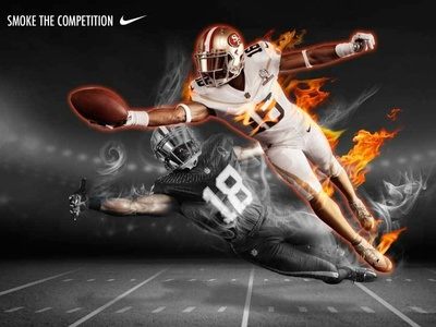 Nike Fire Concept