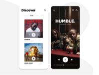 Daily UI 09 | Music Player 🎶