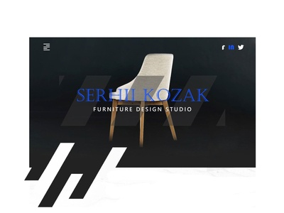 Furniture Studio Design Hero V2