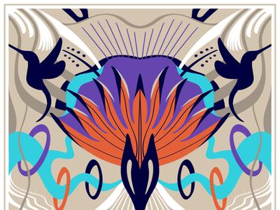 Bloom illustration art art illustration digital illustration art