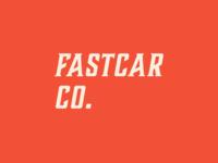 Fastcar Co. Logo Concept